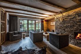 Trentino Outdoor Fireplace by Condo Hotel Sport Tony La Villa Italy Booking Com