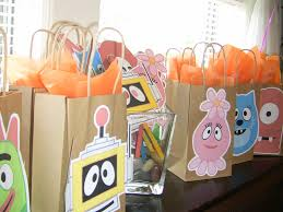 Yo Gabba Gabba Party Ideas by My Parties Yo Gabba Gabba 2nd Birthday Party U2013 Let Them Eat