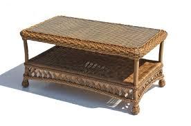 rattan side table outdoor amazing amazing rattan outdoor coffee table wicker coffee table