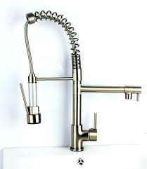 nickel faucets kitchen brushed nickel kitchen faucets nickel sink pull out brushed nickel