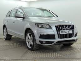 used audi q7 cars for sale in warrington cheshire motors co uk
