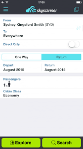 Sky Scanner 5 Hacks To Finding The Perfect Flight With Skyscanner Flights App