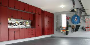 custom garage cabinets in red custom cabinets houston cabinet