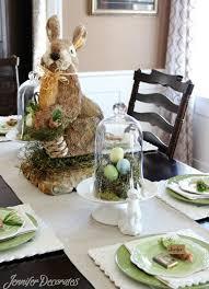 Easter Table Decor Easter Table Decorating Ideas Jennifer Decorates
