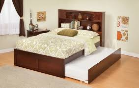 Black Full Size Headboard by Full Size Headboard With Shelves The Partizans