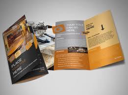 takeout menu template coffee shop brochure template mycreativeshop