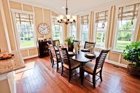 Inside Mount Window Treatments - the caramel cottage home tour stephen alexander homes