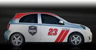 nissan car the race car micra cup nissan canada