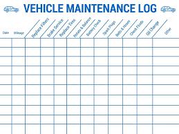 Preventive Maintenance Spreadsheet 100 Vehicle Service Sheet Template Free Receipt Templates