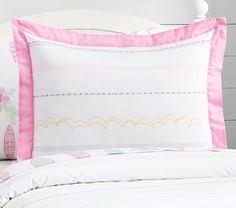 oxford embroidered pineapple duvet twin pink pineapple