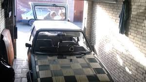Car Bonnet Flags Golf Mk1 Semi Gloss Checkerboard Hood Time Lapse Youtube