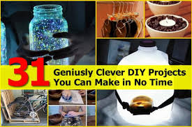 At Home Diys by Easy Things To Make At Home Peeinn Com
