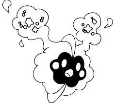coloring pages pokemon sun and moon cosmog coloring pages coloring page pokemon sun and moon cosmog 59