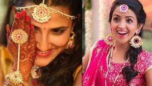 Bridal Makeup That Stole Our Hearts In 2016 Our Top 10 Picks 7 Breathtaking Maang Tikka Styles You Can Steal From These