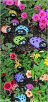25 unique painted garden rocks ideas on pinterest lady bug