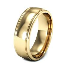 gold wedding band mens gold wedding rings men gold wedding bands mens blushingblonde