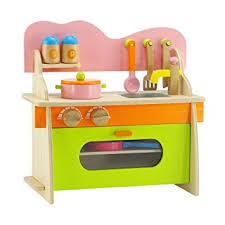 18 inch doll kitchen furniture amazon com 18 inch doll furniture kitchen set with oven stove