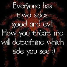 vs evil quote quote number 620369 picture quotes