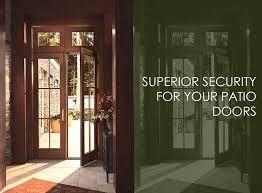 High Security Patio Doors Superior Security For Your Patio Doors