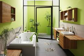 couleur peinture wc indogate com photos deco salon contemporain