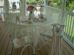 Shabby Chic Patio Decor by 221 Best Front Porch Images On Pinterest Gardens Home And