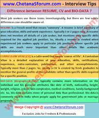 cv vs resume the differences cv vs resume vs biodata fungram co