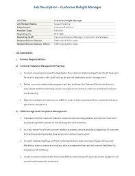 audi customer care india description customer delight process manager