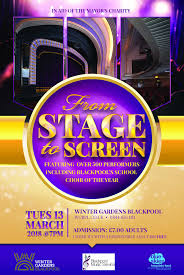 from stage to screen winter gardens blackpool