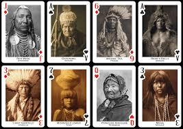 american cards 55 portraits by edward curtis