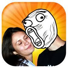 Rage Meme Creator - troll face camera meme creator rage comic maker by stevan milanovic