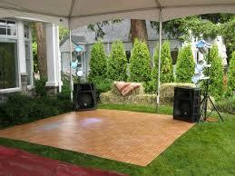 floor rentals wedding rentals bend oregon
