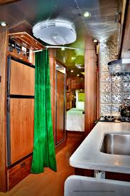 new airstream shell completed by timeless travel trailers luxury