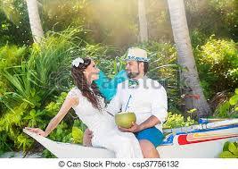 concept mariage photos de stock de beau été turquoise arbres
