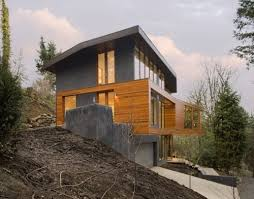 front to back split house 100 best split level hillside homes images on
