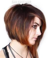 Bob Frisuren In Kupfer by Mittellange Rote Haare Feurig Und Neue Frisur Bob