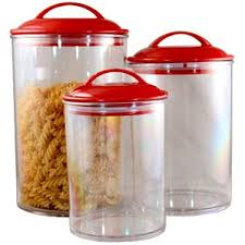 plastic kitchen canisters plastic kitchen canisters jars you ll wayfair