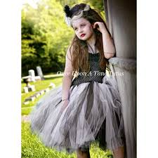 Toddler Frankenstein Halloween Costume Aliexpress Buy Bride Frankenstein Tutu Dress Halloween