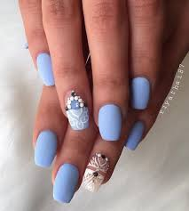 318 best blue and green nail designs images on pinterest acrylic