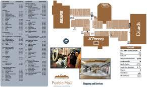 Sprint Store Locator Map Pueblo Mall 72 Stores Shopping In Pueblo Colorado Co 81008