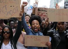 all lives matter versus black lives matter how does the