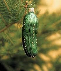 best 25 pickle ornament ideas on pinterest christmas pickle
