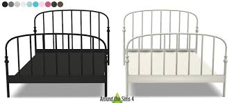 ikea bed around the sims 4 custom content download objects ikea bedroom