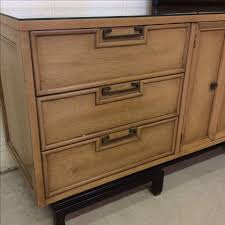 Asian Style File Cabinet American Of Martinsville Asian Style 9 Drawer Dresser With Mirror
