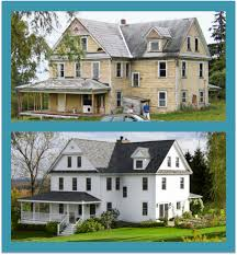 house renovation before and after renovation homespree