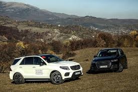 goliath vs goliath 2017 mercedes gle 350 d versus the all new