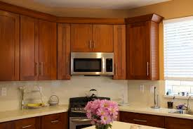 Mocha Shaker Kitchen Cabinets Kitchen Bathroom Remodel Gallery Santa Clarita