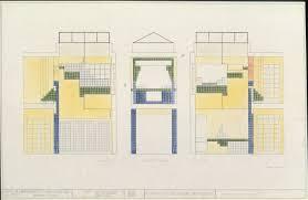 princeton university floor plans michael graves warehouse princeton usa 1977 u2013 atlas of interiors