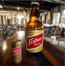 giant alcoholic drink after 50 years utah u0027s a fisher brewing co is back on tap the