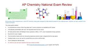 ap chemistry study guide online youtube