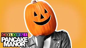 orange song halloween colors kids songs pancake manor